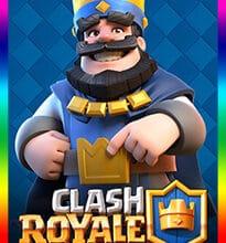 صورة اللعبة الاستراتيجية Clash Royale